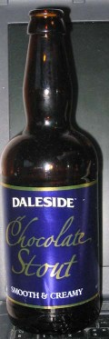 Daleside Chocolate Stout - Stout