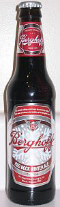 Berghoff Red Bock Winter Ale - Dunkler Bock