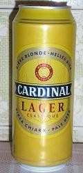 Cardinal Lager - Pale Lager
