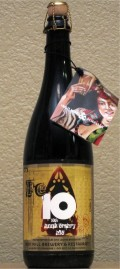 Iron Hill FE10 Anniversary Ale - Abt/Quadrupel