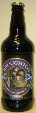 Broughton Champion Double Ale (Bottle) - English Strong Ale