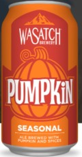 Wasatch Pumpkin Ale - Spice/Herb/Vegetable