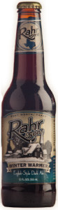Rahr & Sons Winter Warmer - English Strong Ale