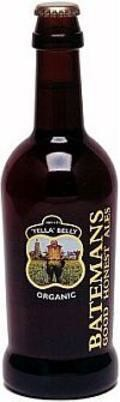 Batemans Yella Belly Organic - Golden Ale/Blond Ale