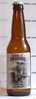 Cooperstown Pride of Milford Special Ale - English Strong Ale