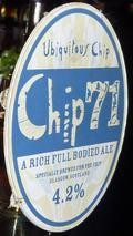 Fyne Ales Chip 71 - Bitter