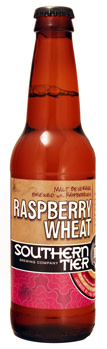 Southern Tier Raspberry Wheat Beer - Fruit Beer