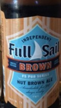 Full Sail Nut Brown Ale - Brown Ale