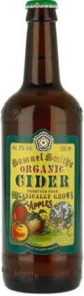 Samuel Smiths Organic Cider - Cider