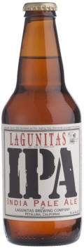 Lagunitas India Pale Ale - India Pale Ale (IPA)