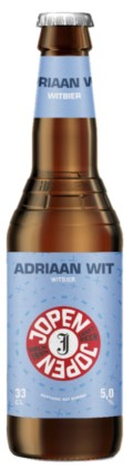 Jopen Adriaan Witbier - Belgian White &#40;Witbier&#41;