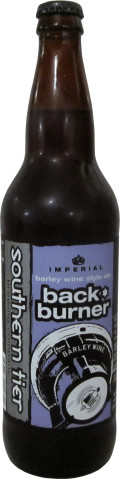 Southern Tier Back Burner - Barley Wine