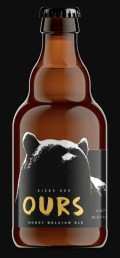 La Binchoise Biere des Ours - Belgian Strong Ale