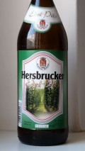 Hersbrucker Edel-Pils - Pilsener