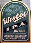 Jarrow Westoe IPA - Premium Bitter/ESB