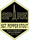 Spire Sgt. Pepper Stout - Stout
