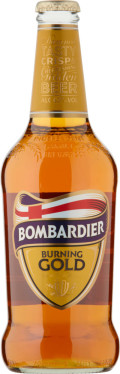 Wells Bombardier Burning Gold &#40;Bottle&#41; - Bitter
