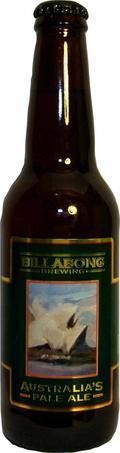 Billabong Pale Ale - American Pale Ale