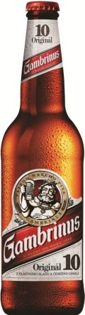 Gambrinus Svetl 10 &#40;Destka&#41; - Czech Pilsner/Sv&#283;tl