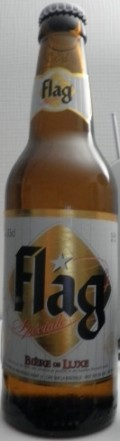 Flag Sp�ciale (Senegal) - Pale Lager