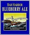 Atlantic Bar Harbor Blueberry Ale - Fruit Beer
