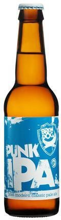 BrewDog Punk IPA  &#40;6%&#41; - India Pale Ale &#40;IPA&#41;