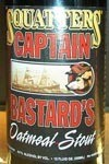 Squatters Captain Bastards Oatmeal Stout - Sweet Stout