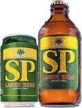 South Pacific SP Lager - Pale Lager
