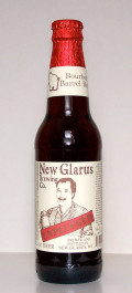 New Glarus Unplugged Bourbon Barrel Bock - Doppelbock