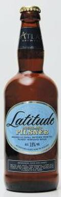 Atlas Latitude Highland Pilsner - Golden Ale/Blond Ale