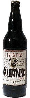 Lagunitas Olde GnarlyWine  - Barley Wine