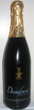 AleSmith Decadence 2006 - American Strong Ale 