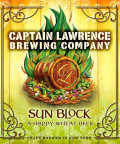 Captain Lawrence Sun Block - Wheat Ale