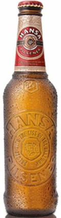 Hansa Pilsener &#40;South Africa&#41; - Pilsener