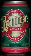 Bohlingers - Pale Lager