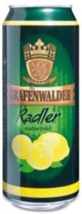 Grafenwalder Radler - Fruit Beer