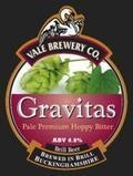 Vale Gravitas - Golden Ale/Blond Ale
