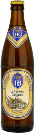Hofbru Mnchen Original - Dortmunder/Helles
