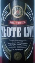 Amber Zlote Lwy - Premium Lager