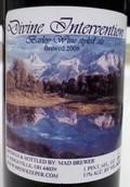 Mad Brewer Divine Intervention - Barley Wine