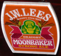 J.W. Lees Moonraker &#40;Cask&#41; - English Strong Ale