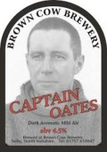 Brown Cow Captain Oates Dark Mild - Mild Ale
