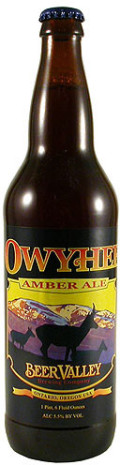 Beer Valley Owyhee Amber Ale - Amber Ale