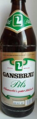 Gansbru Pils - Pilsener