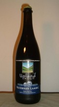 Upland Blueberry Lambic - Lambic - Fruit