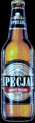 Specjal Jasny Pelny  - Strong Pale Lager/Imperial Pils