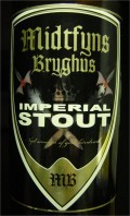 Midtfyns Imperial Stout - Imperial Stout
