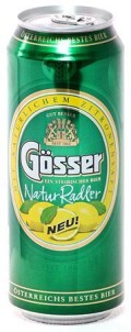 G�sser Natur Radler - Fruit Beer