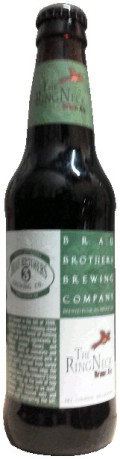Brau Brothers Ring Neck Braun Ale - Brown Ale