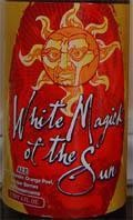 Voodoo White Magick of the Sun - Belgian White &#40;Witbier&#41;